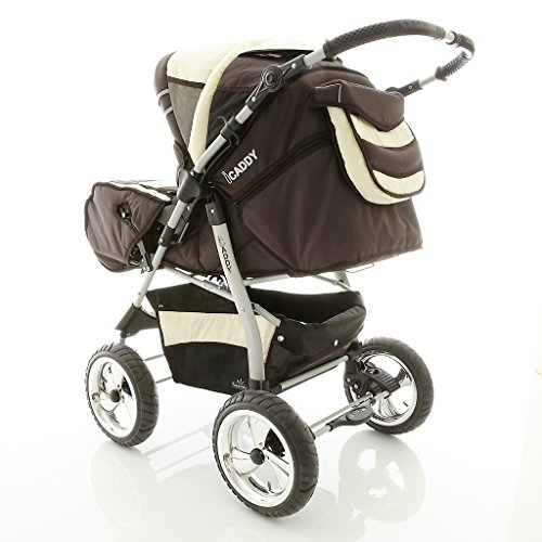 Chilly Kids Icaddy Kombikinderwagen Kinderwagen Test